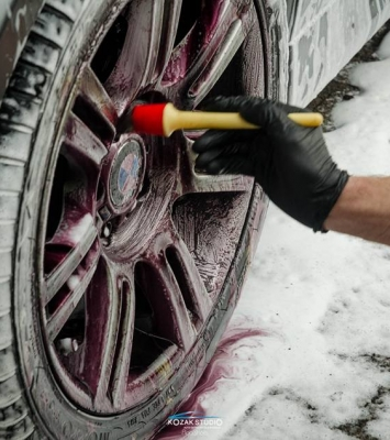 Najlepszy Detailing w Częstochowie - BMW 3 z UK_11