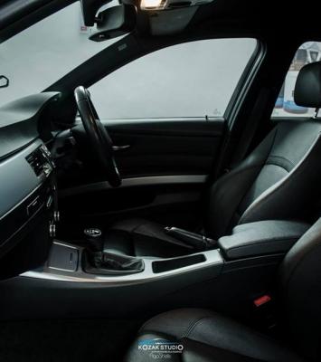 Najlepszy Detailing w Częstochowie - BMW 3 z UK_1