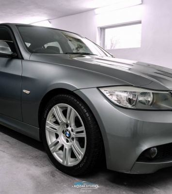 Najlepszy Detailing w Częstochowie - BMW 3 z UK_4