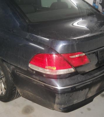 Najlepszy Auto Detailing Częstochowa - BMW 7_5