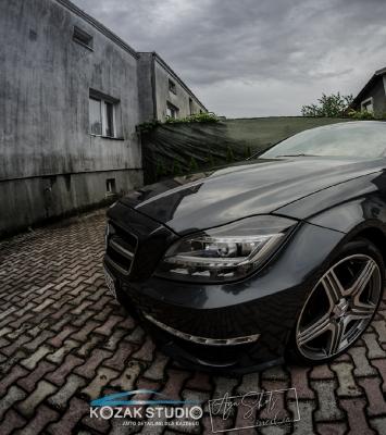 Mercedes CLS 63 AMG Mercedes CLS 63 AMG_7