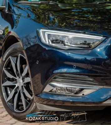 Opel Insignia - Autodetailing, odnawianie samochodów, czyszczenie, renowacja i zabezpieczenia lakierów samochodowych - Częstochowa_5