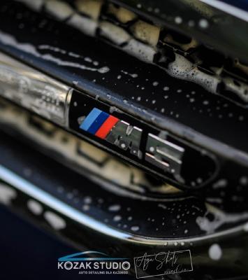 Piękne BMW czyli Mistrzowski Detailing w Częstochowie ;)_12