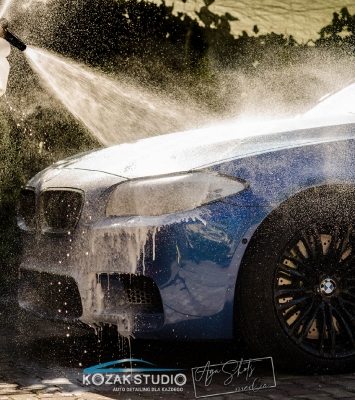 Piękne BMW czyli Mistrzowski Detailing w Częstochowie ;)_31