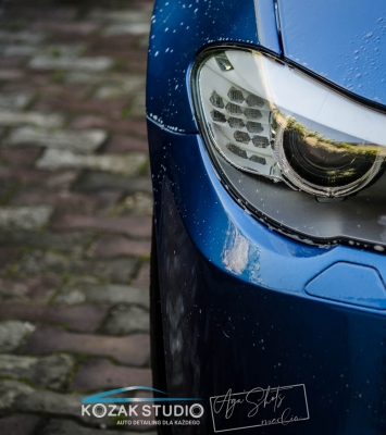 Piękne BMW czyli Mistrzowski Detailing w Częstochowie ;)_35
