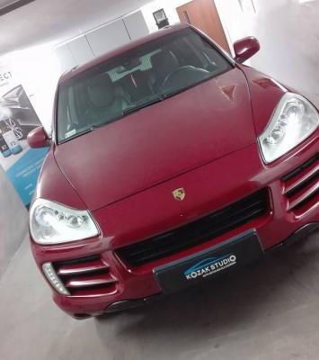 Najlepszy Detailing w Częstochowie - Porsche Cayenne_8