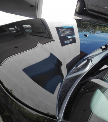 Śliczne BMW oraz dekontaminacja i korekta dwuetapowa
