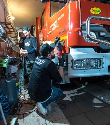 Renowacja lakieru wraz z zabezpieczeniem Częstochowa i okolice_5
