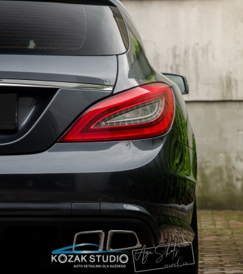 Mercedes CLS 63 AMG Mercedes CLS 63 AMG_2
