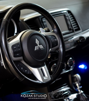 Renowcja lakieru Mitsubishi Lancer Evo MR Częstochowa_15
