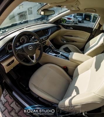 Opel Insignia - Autodetailing, odnawianie samochodów, czyszczenie, renowacja i zabezpieczenia lakierów samochodowych - Częstochowa_14