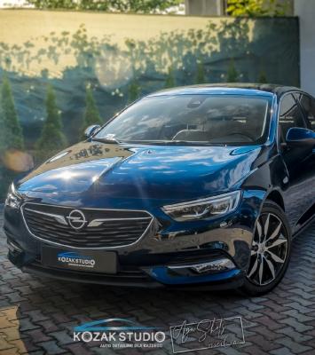 Opel Insignia - Autodetailing, odnawianie samochodów, czyszczenie, renowacja i zabezpieczenia lakierów samochodowych - Częstochowa_1