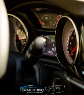 Opel Insignia - Autodetailing, odnawianie samochodów, czyszczenie, renowacja i zabezpieczenia lakierów samochodowych - Częstochowa_25