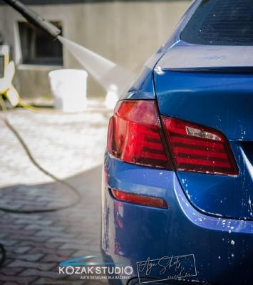 Piękne BMW czyli Mistrzowski Detailing w Częstochowie ;)_36