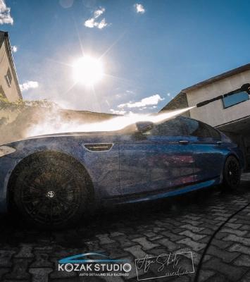 Piękne BMW czyli Mistrzowski Detailing w Częstochowie ;)_38
