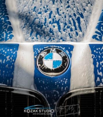 Piękne BMW czyli Mistrzowski Detailing w Częstochowie ;)_8